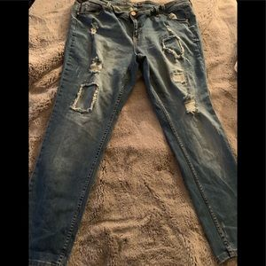 Denim - Almost famous jeans